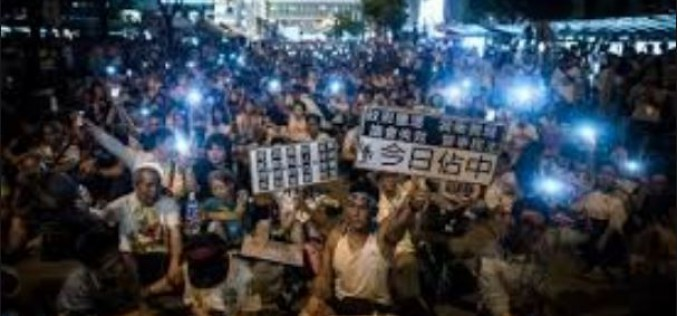 Arrestations de manifestants pro-démocraties à Hong Kong