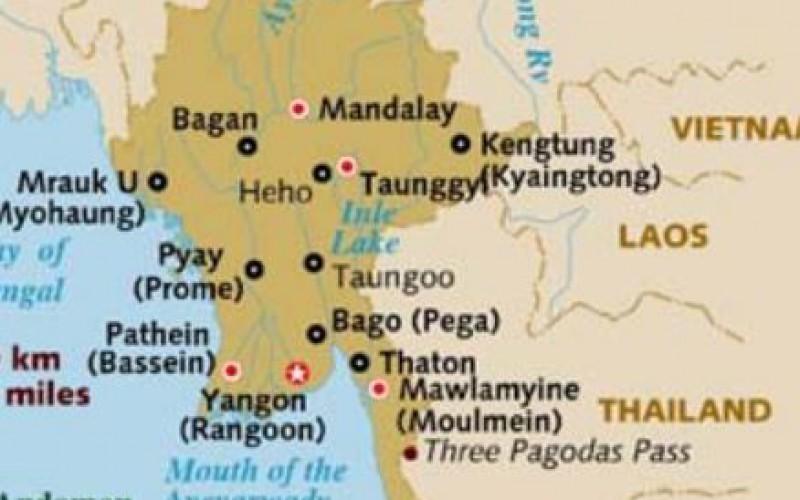 Droit de l'homme au Myanmar