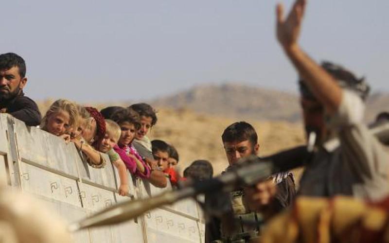 Deux fosses communes découvertes en Irak