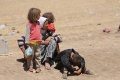 Femmes et enfants yazidis, butin de guerre aux combattants de l'EI