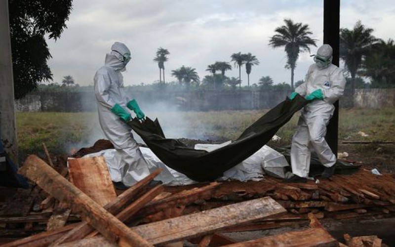5.700 personnes victime du virus Ebola