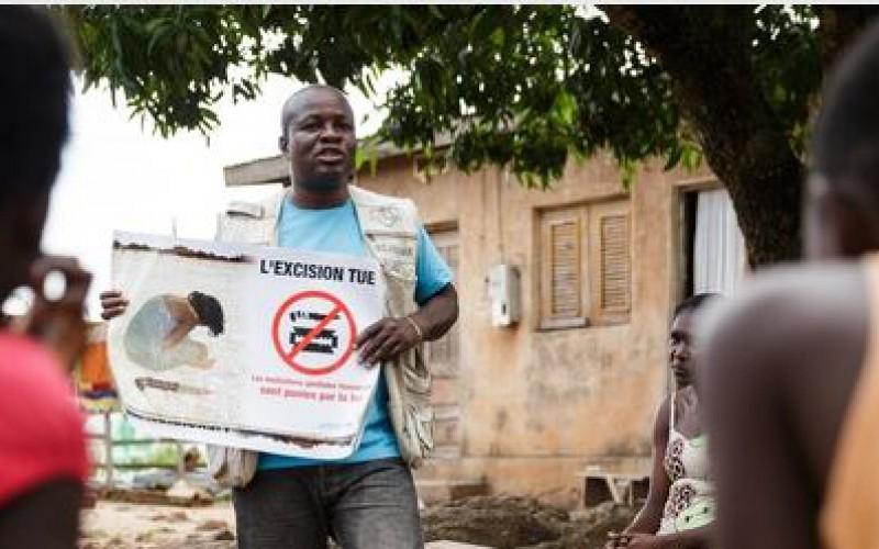 Droits de l'enfant: 86 millions de jeunes filles victimes de l'excision d'ici à 2030?