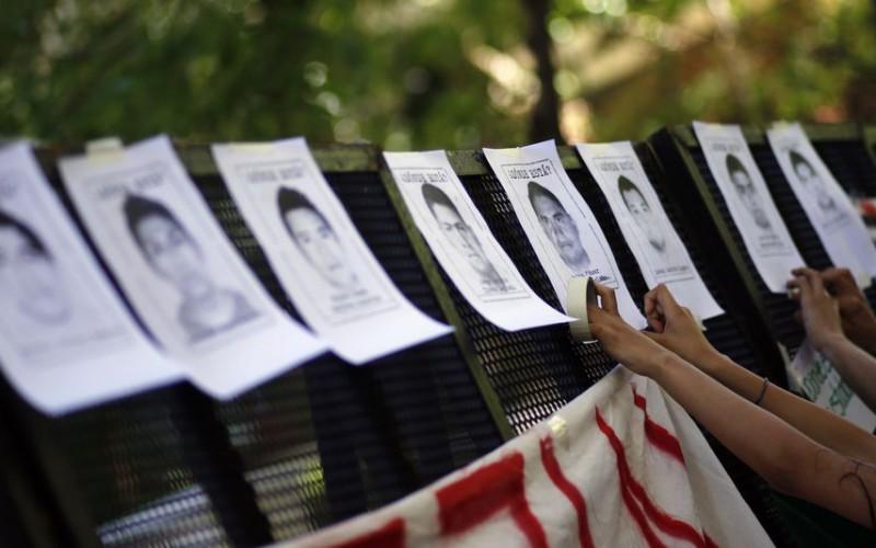 Des suspects ont avoué avoir tué plus de 40 étudiants disparus au Mexique