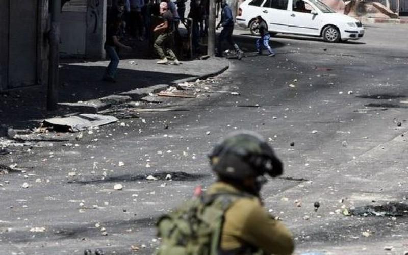 L'armée de l'Israël a tué un palestinien