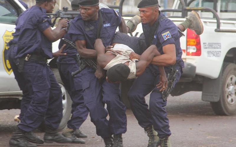 RDC : 80 personnes tuées dans une opération policière