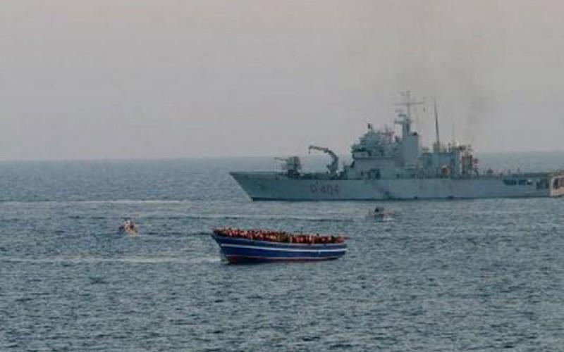 220 immigrés syriens ont été secourus au large de Kyrénia, en Méditerranée