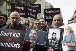 Rapport annuel des RSF: Le nombre de journalistes enlevés dans le monde a augmenté de 37% en 2014