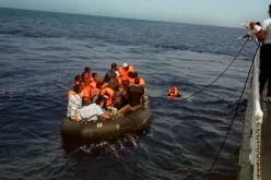 Près de 350 000 boat people en 2014, le HCR appelle à sauver des vies