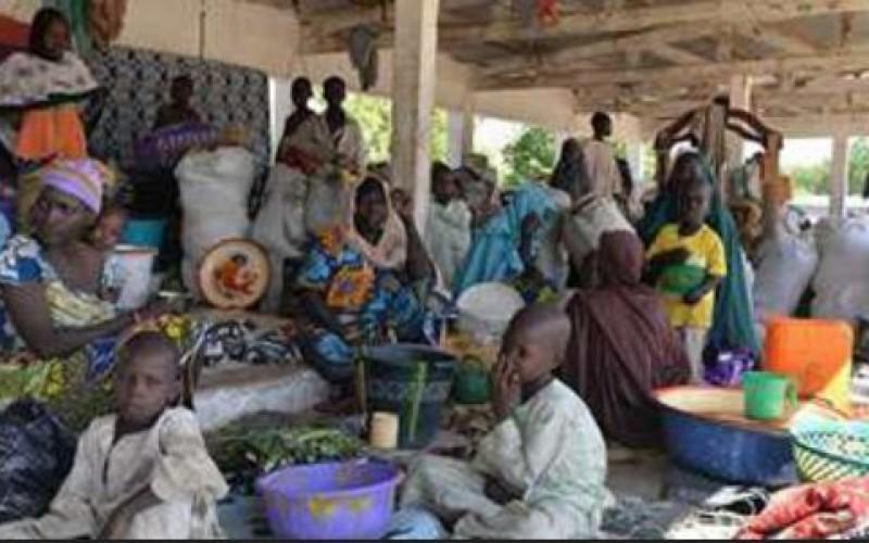 Boko Haram: le Niger appelle à l'aide face à l'afflux de réfugiés