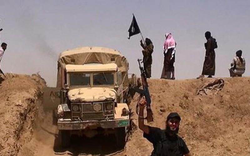 Des jihadistes de l'EI ont tué 16 gardes-frontières de l'Irak