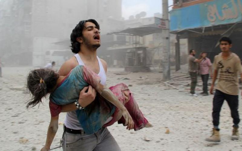 La guerre en Syrie a fait plus de 200.000 morts