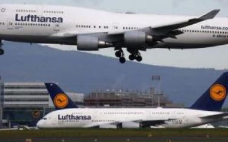 Grève des pilotes de Lufthansa en Allemagne