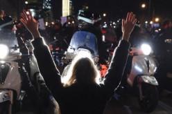 Plus de 1.500 personnes dans les rues de New York