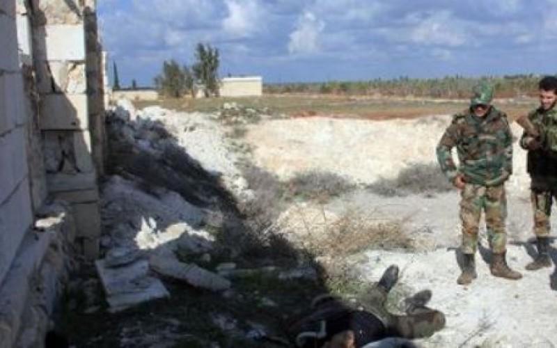 Syrie: près de 100 soldats syriens morts après l'attaque de deux bases militaires