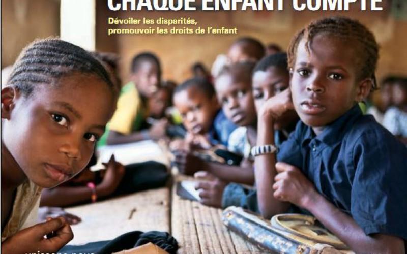UNICEF: la situation des enfants dans le monde en 2014