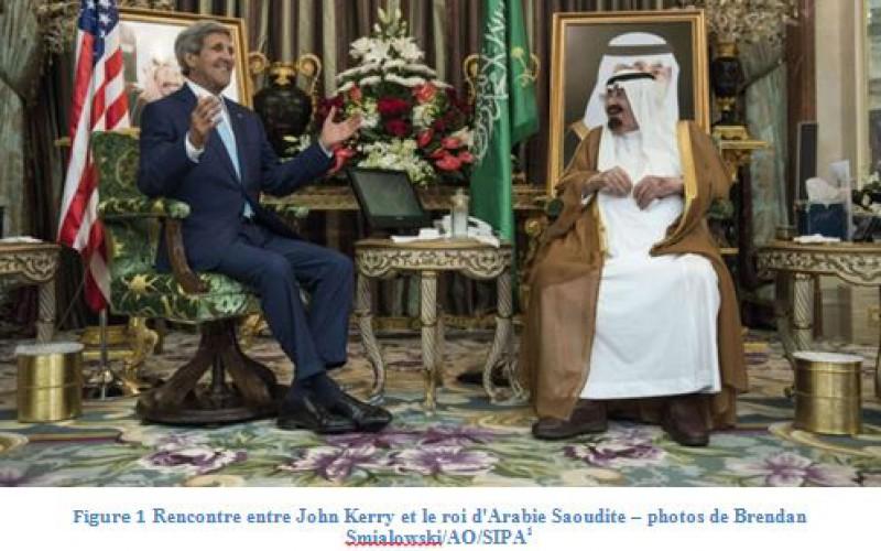 """ADH-Rapport sur """"L'Arabie Saoudite: Géopolitique et les droits de l'Homme"""""""