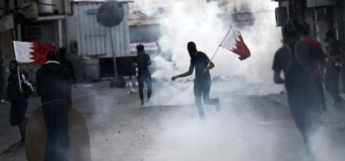Bahreïn: répression des manifestants par la police à Manama