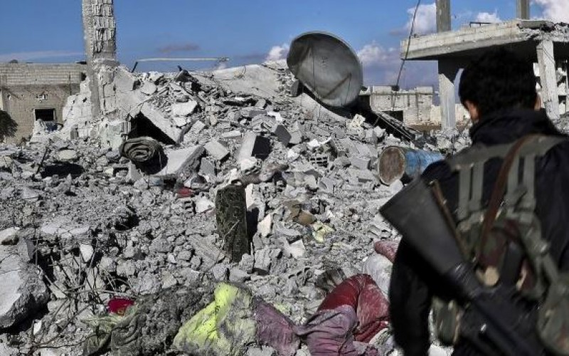 Une ville du Kurdistan irakien attaquée par Daesh