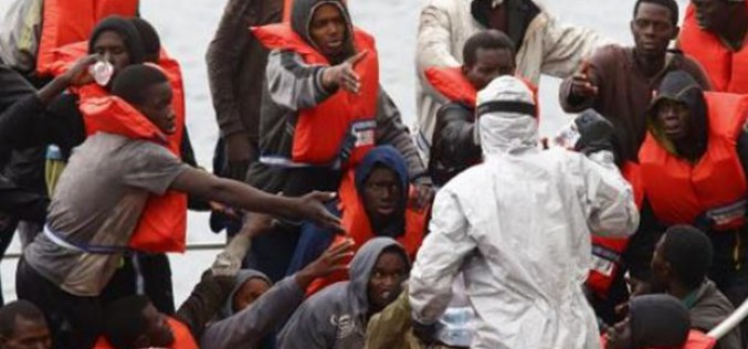 Malte : 87 migrants secourus sur un canot pneumatique