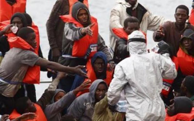 Malte : 87 migrants secourus sur un canot pneumatique