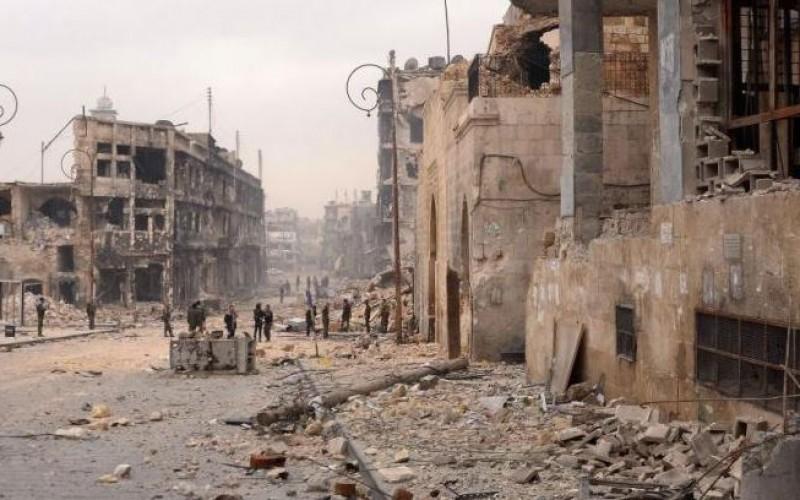 2014, année la plus meurtrière du conflit syrien