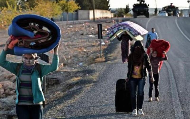 Rapport du HRC: Trois millions de réfugiés syriens à travers le monde