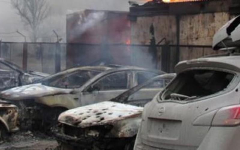 Violence en Ukraine, 7 soldats tués