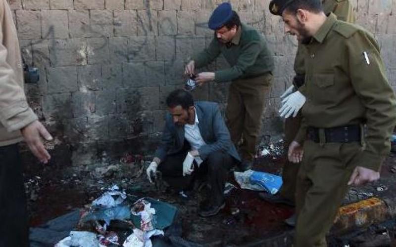 Yémen: au moins 20 morts et 23 blessés dans un attentat à Sanaa