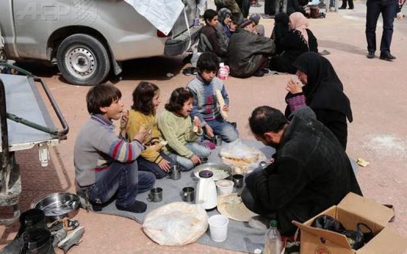 Syrie: 1.000 familles assyriennes fuient les djihadistes