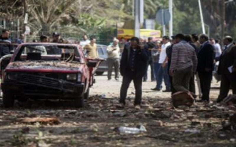 Egypte: cinq attentats à la bombe au Caire, au moins un mort