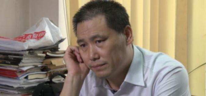 La Chine: Un avocat menacé de 20 ans de prison pour des tweets