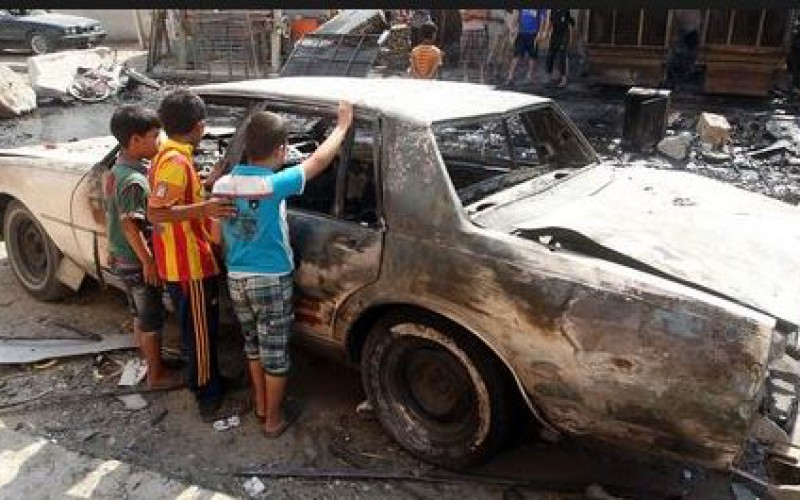 Irak: Attentat de Daesh (EI) contre un lieu de culte chiite, au moins 10 morts