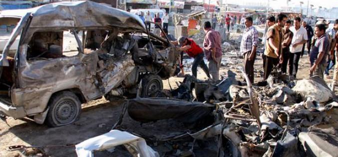 Irak: Au moins 1.375 morts en majorité des civils en janvier