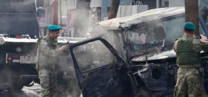 Au moins un mort dans un attentat à la voiture piégée à Kaboul