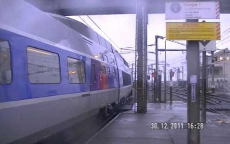 La grève dans les wagons-bars des TGV se poursuit