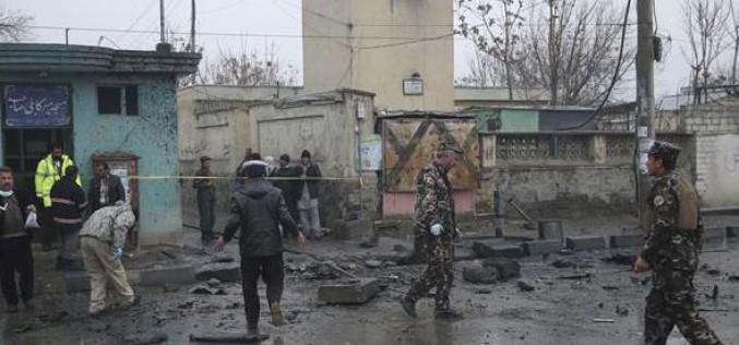 Kaboul: attaque contre une mosquée, au moins six morts