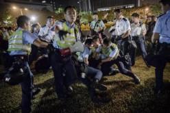 Hong Kong: Arrestations de trente-huit manifestants par la police
