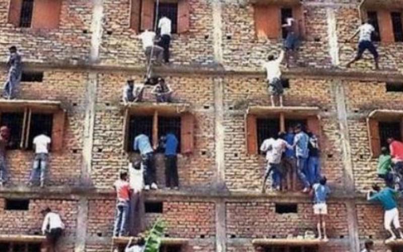 Inde: 1000 arrestations dans une spectaculaire affaire de tricherie scolaire