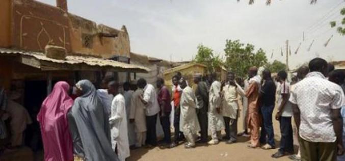 Nigeria: l'attaque de 2 bureaux de vote a fait 2 morts