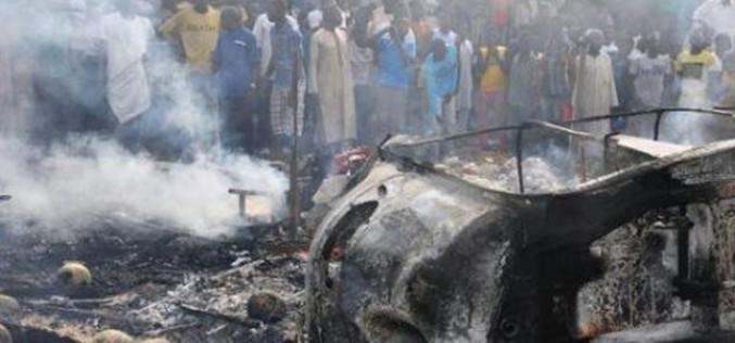 Nigeria : au moins 47 morts dans trois explosions