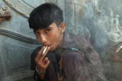 Les ravages de l'héroïne sur les enfants de Karachi