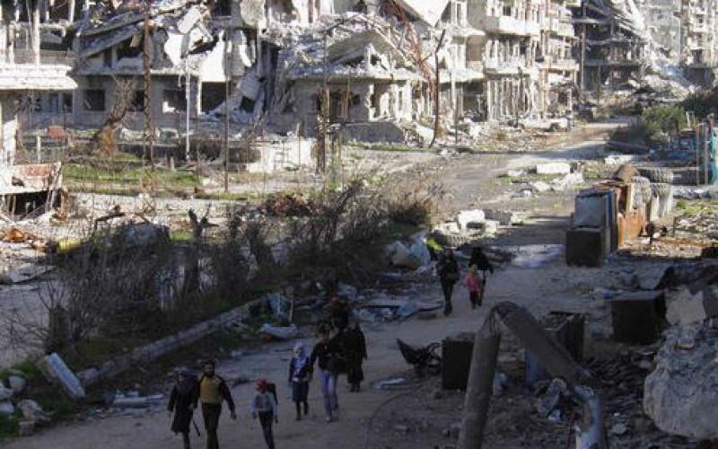 Rapport : plus de 640 000 syriens vivent dans des zones soumises à un siège