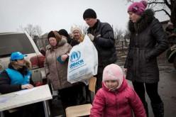 Dégradation de la situation humanitaire dans l'est de l'Ukraine