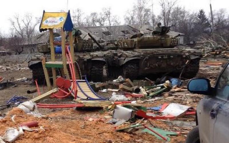 Rapport de l'ONU: Plus de 6 000 morts en Ukraine depuis avril 2014