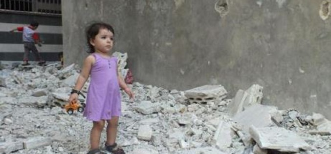 ONG: 2.000 morts dans les frappes anti-EI en sept mois, en Syrie