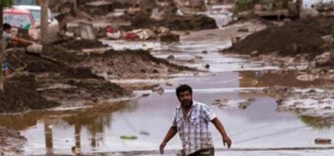 Chili: Les inondations font plus de 100 disparus