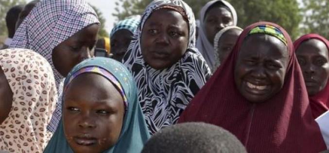 """Nigeria: les otages de Boko Haram étaient détenus """"dans des conditions inhumaines"""""""