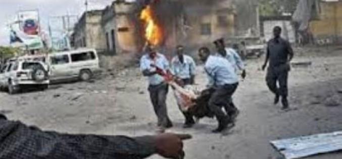 Somalie: trois morts dans l'explosion d'une voiture piégée à Mogadiscio