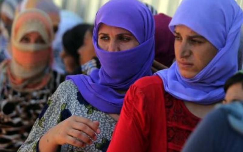 """La violence sexuelle, """"tactique de terreur"""" des groupes extrémistes"""