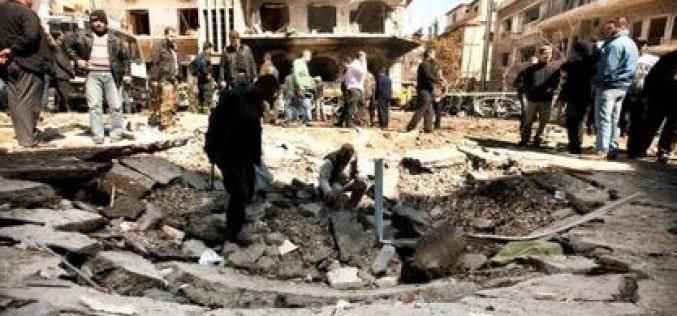 Syrie: la situation désespérée de Yarmouk